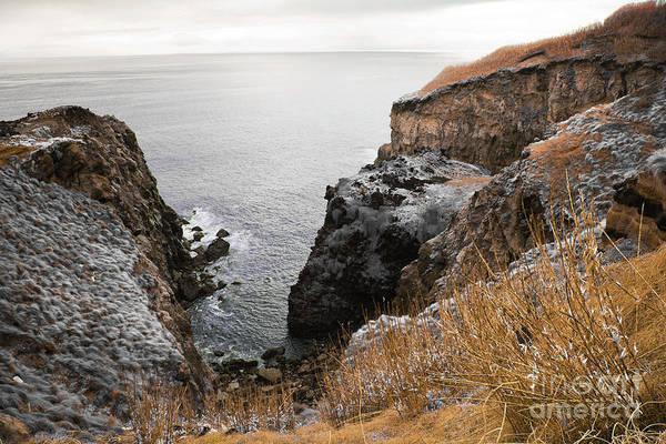 Wall Art - Photograph - Coastal Landscape by Gaspar Avila