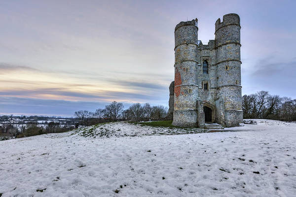 Schnee Wall Art - Photograph - Donnington Castle - England by Joana Kruse