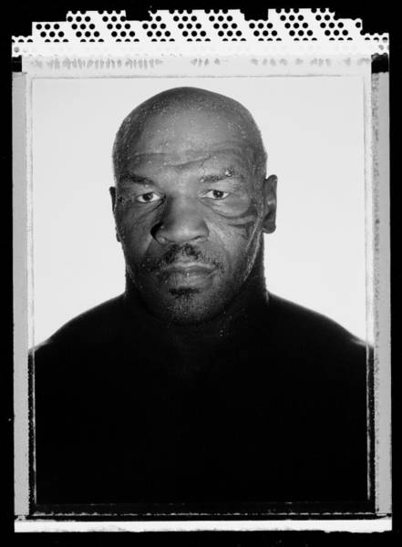Photograph - Faces Of Boxing by Al Bello