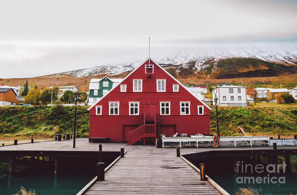 Photograph - Fishing Village On The East Coast Of Iceland by Joaquin Corbalan