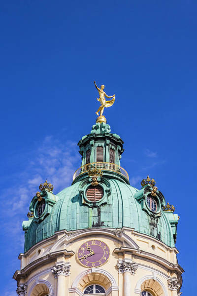 Wall Art - Photograph - Germany, Berlin Charlottenburg Palace by Miva Stock