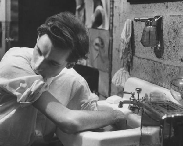 Photograph - Glenn Gould by Gordon Parks
