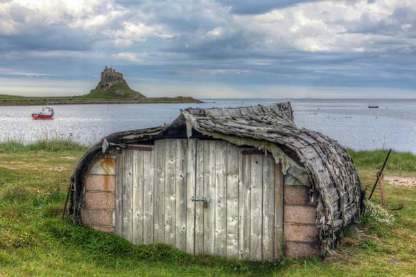 Wall Art - Photograph - Holy Island Of Lindisfarne - England by Joana Kruse