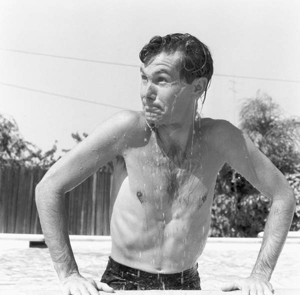 Photograph - Johnny Carson by Michael Ochs Archives