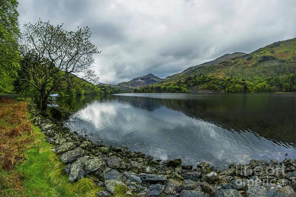 Photograph - Llyn Gwynant by Ian Mitchell