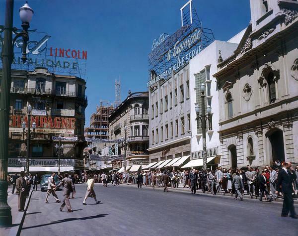 Photograph - Sao Paolo, Brazil, 1940s by Pr Inc.