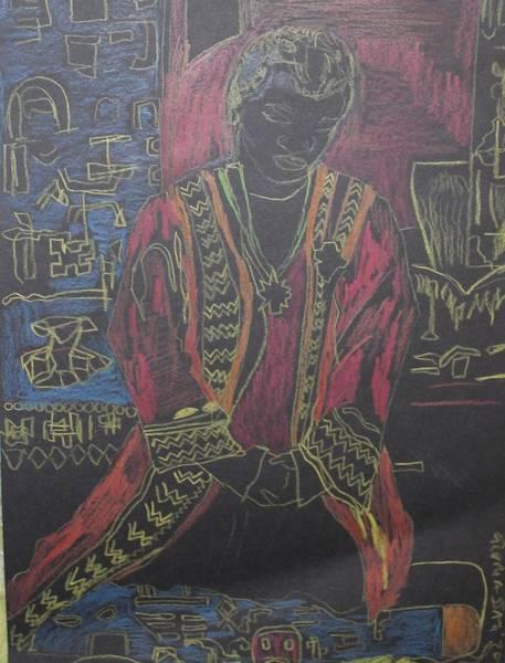 Painting - Ssemakkokiro Twesiimye Nnyo by Gloria Ssali