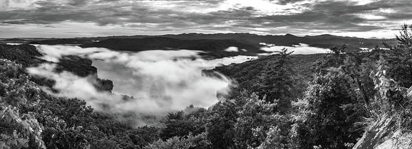 Wall Art - Photograph - Sunset Over Lake Jcassee From Jumping Off Rock Overlook by Alex Grichenko