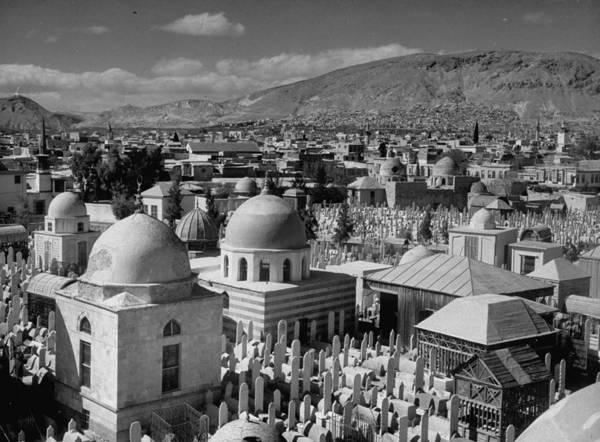 Damascus Photograph - Vintage Print by Margaret Bourke-white
