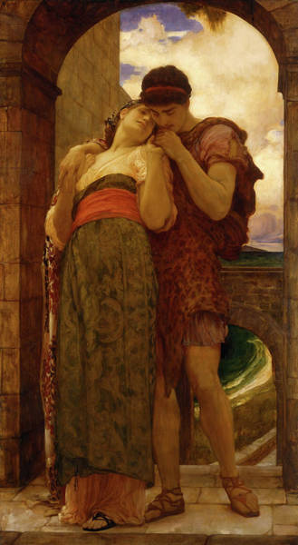 Artistry Painting - Wedded by Frederic Leighton
