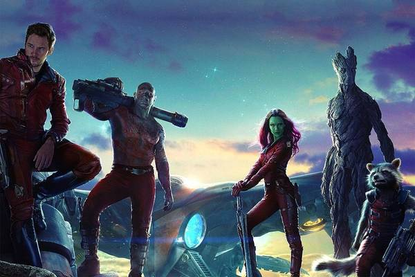Wall Art - Digital Art - Guardians Of The Galaxy by Geek N Rock