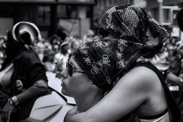 Photograph - Gay Pride Parade Nyc 6_30_2019 - 50th Anniversary 0f Stonewall R by Robert Ullmann