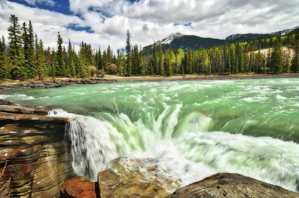 Wall Art - Photograph - Canada, Alberta, Jasper National Park by Jaynes Gallery