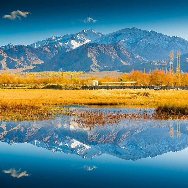 Wall Art - Photograph - Beautiful Landscape In Norther Part Of by Primeimages