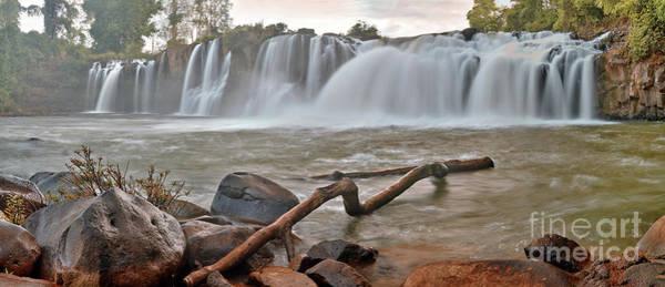 Wall Art - Photograph - Beautiful Waterfall by MotHaiBaPhoto Prints