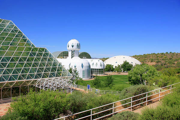 Wall Art - Photograph - Biosphere 2 by Chris Smith