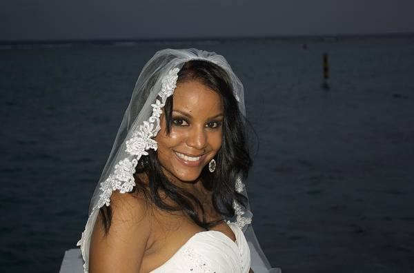 Photograph - Destination Dominican Republic Wedding by Kenny Thomas