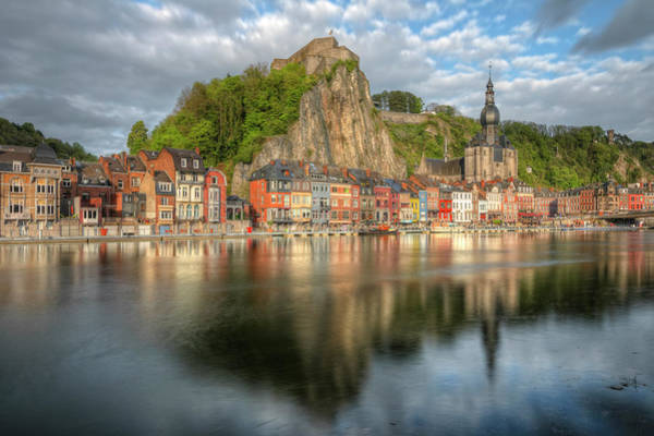 Wall Art - Photograph - Dinant - Belgium by Joana Kruse