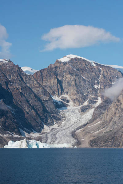 Wall Art - Photograph - Greenland, Scoresbysund, Aka Scoresby by Cindy Miller Hopkins