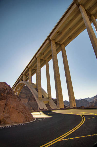 Photograph - Hoover Dam Lake Mead Arizona Nevada by Alex Grichenko