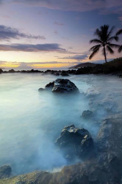 Maui Photograph - Idylic Maui Coastline - Hawaii by Wingmar