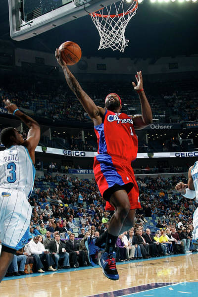 Photograph - Los Angeles Clippers V New Orleans by Layne Murdoch