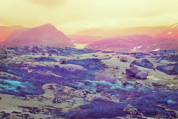 Mt. Adams Photograph - Mutant Nature by Adam Orzechowski