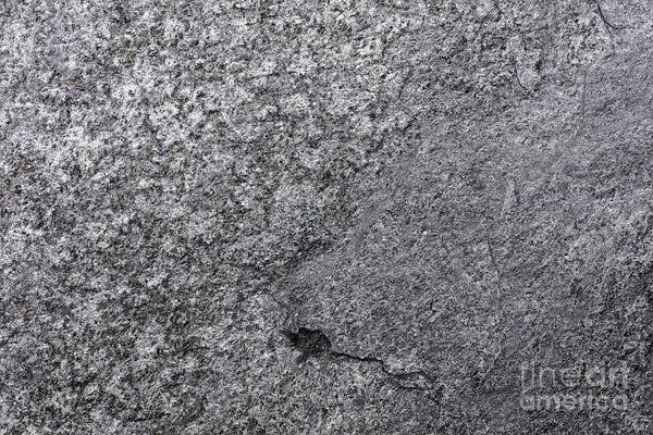 Wall Art - Photograph - Natural Rock, Stone Background. Detailed by Michal Bednarek