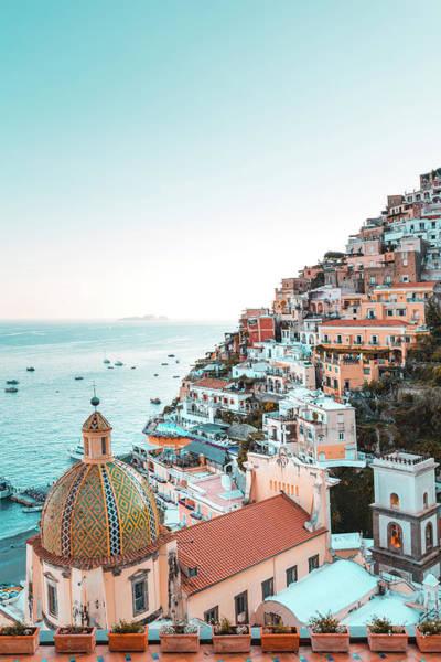 Photograph - Positano, Amalfi Coast, Italy by Francesco Riccardo Iacomino