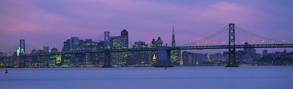 Wall Art - Photograph - San Francisco Ca by Panoramic Images