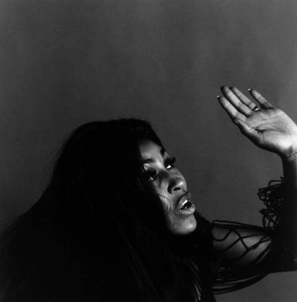 Human Hand Photograph - Tina Turner by Jack Robinson