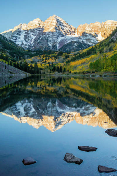 Wall Art - Photograph - Usa, Colorado, Maroon Bells by Jaynes Gallery