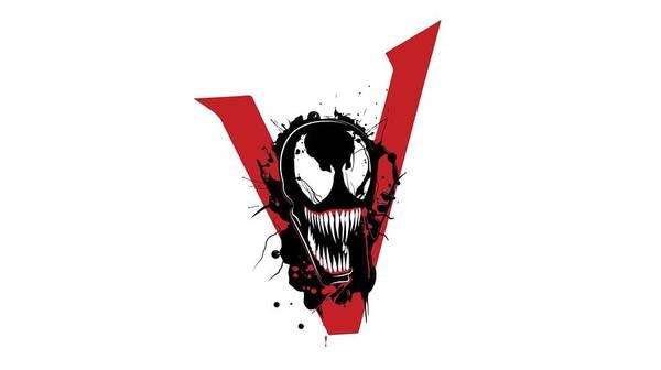 Wall Art - Digital Art - Venom  by Geek N Rock