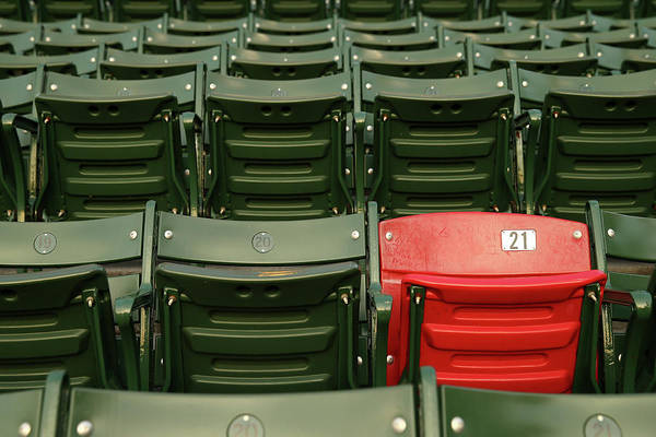 Photograph - World Series - St Louis Cardinals V by Elsa