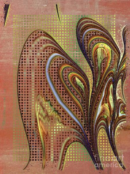 Wall Art - Digital Art - Beautiful Abstracts By Raphael Terra by Raphael Terra