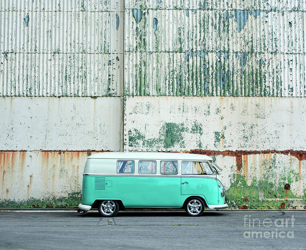 Wall Art - Photograph - 66 Vw Split Screen by Tim Gainey