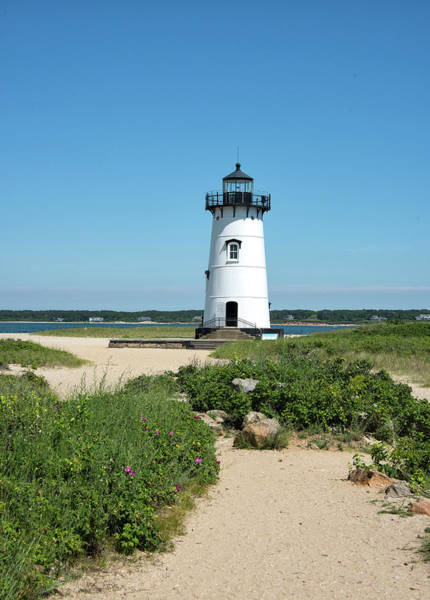 Wall Art - Photograph - Edgartown Harbor Light - Martha's Vineyard by Brendan Reals