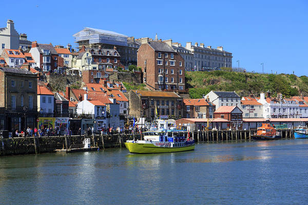 Wall Art - Photograph - England, North Yorkshire, Whitby by Emily Wilson