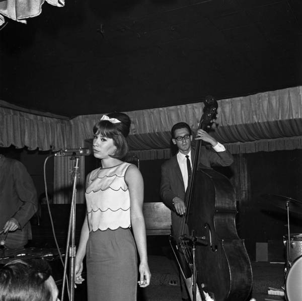 Jazz Music Photograph - Getz Au Go Go by Donaldson Collection