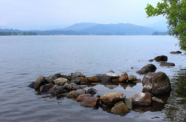 Wall Art - Photograph - Lake Windermere by Martin Newman