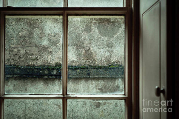 Wall Art - Photograph - Old Window Frame by Tom Gowanlock