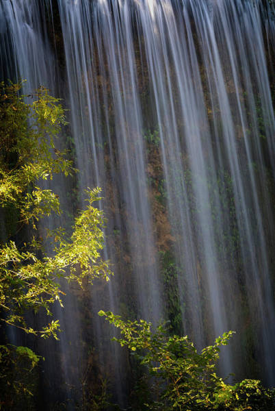 Wall Art - Photograph - Parque Natural Del Monasterio De Piedra by Ken Welsh