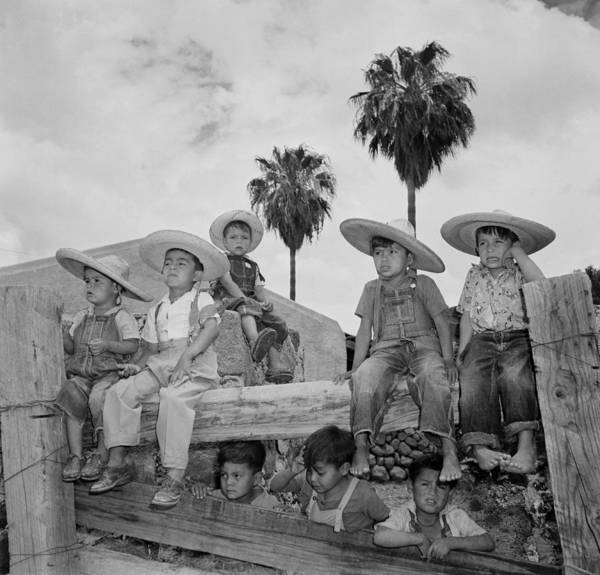 Ranch Photograph - Ranching In Michoacan, Mexico by Michael Ochs Archives