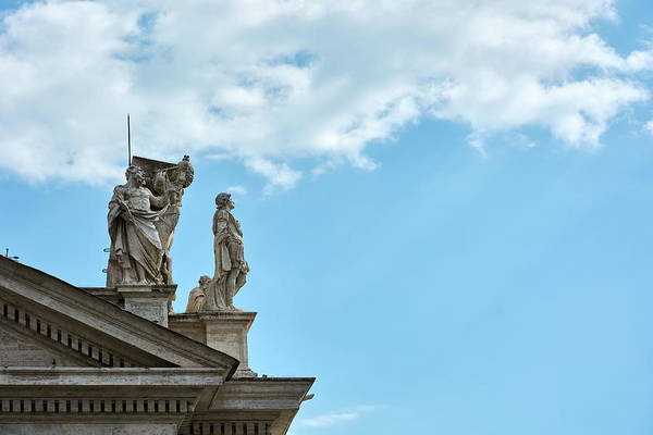 Photograph - Rome, Italy by Fine Art Photography Prints By Eduardo Accorinti