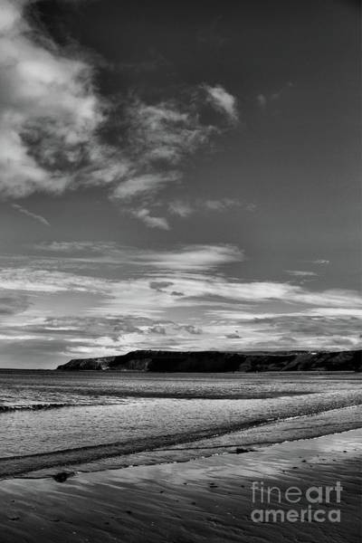 Scarborough Photograph - The Great Yorkshire Coast by Mary Bassett
