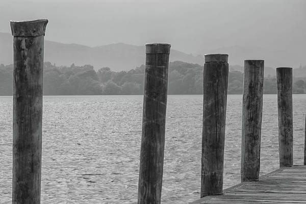 Wall Art - Photograph - The Lakes by Martin Newman