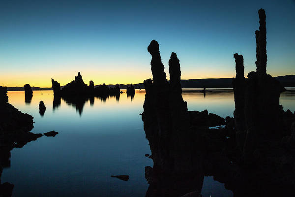 Wall Art - Photograph - Tufa Towers At Sunrise, Mono Lake by Adam Jones