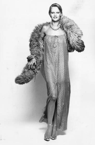 Formalwear Photograph - 70s Chic by Keystone