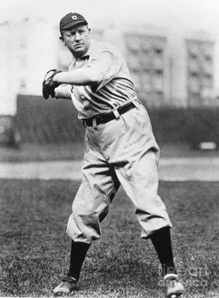 Baseball Pitcher Photograph - National Baseball Hall Of Fame Library by National Baseball Hall Of Fame Library