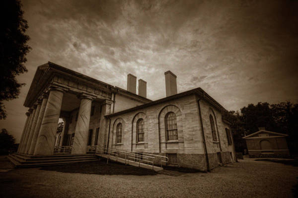Department Of The Army Photograph - Arlington House by Craig Fildes